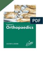 Netter's Orthopaedics