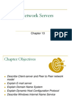 Chapter 13 Network Servers