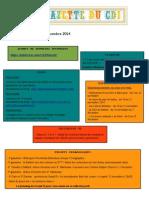 La Gazette Du CDI Novembre 2014