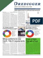 The Oredigger Issue 3 - November 18th, 2014