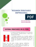 Regimen Tributario Empresarial