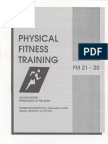 Army - fm21 20 - Physical Fitness Training