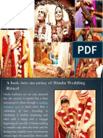 A Look Into Meaning of Hindu Wedding Ritual