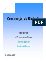 Comunicacao Bluetooth