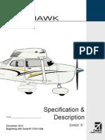 Skyhawk 2013 172S SD