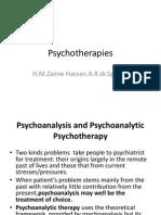 Psikoterapi - ZAI