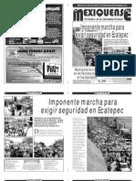 Diario El mexiquense 18 Noviembre 2014
