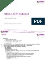 Estrategia y Herramientas de Relaciones Públicas en Internet