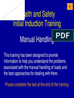 Manual Handlimanual handling pdfng Online