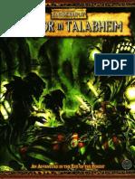 Warhammer Fantasy - Terror in Talabheim