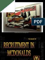 Hrm in Mcdonalds Pakistan