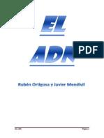 EL ADN POR RUBÉN ORTIGOSA Y JAVIER MENDÍVIL