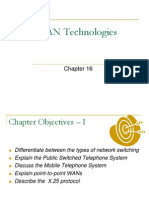 Chapter 16 WAN Technologies