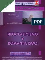 Neoclasicismo y Romanticismo