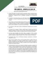 LQDS...ESPAÑA EN EL SIGLO XIX