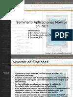 Seminario Aplicaciones NET - diapositivas