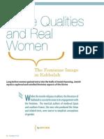 Divine Qualities and Real Women - Biti Roi