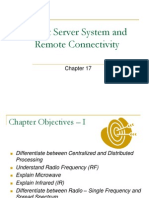 Chapter 17 Client Server System and Remote Connectivity