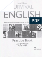 Survival English - Practice Bo