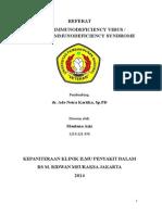 Maulana Aziz Referat HIV AIDS 2 - Copy - Copy