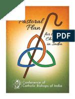 CCBI Pastoral Plan-India