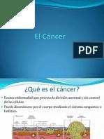 3- PowerPoint sobre elCáncer