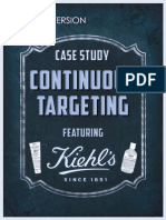 Case Study Kiehls
