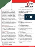 GENBAND qflex datasheet