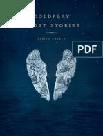 Ghost Stories Lyrics