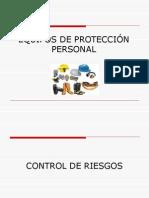 Equipos de Protección Personal - EPP