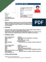 CURROCULUM VITAE EL Casimiro MI PRIMER C.V.