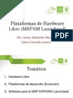 Plataforma MSP430 Texas Instruments