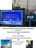 Machinery Vibration Analysis & Maintenance