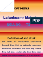Soft Drink (Lalan Mahato)