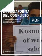 La Plataforma Del Conflicto