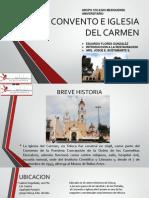 Convento e Iglesia Del Carmen Toluca