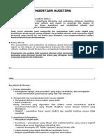 Materi Auditing UIN Bandung