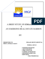 A Brief Study on Emaar