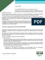 Cambios en La Version ISO 90012008