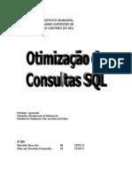 Otimizacao de SQL