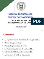 Transformada de Laplace MR