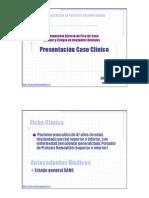 CASO CLINICO Levantamiento Directo de Seno Maxilar y Cirugia de Implantes