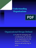 Organisation Srtructure OB & HR