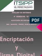 Encriptación y Firma Digital