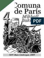 BAKUNIN La Comuna de Paris y La Nocion de Estado