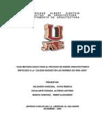 """""""GUIA METODOLOGICA PARA EL PROCESO DE DISEÑO ARQUITECTONICO  BASADO A LAS NORMAS ISO.pdf"""