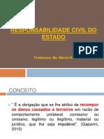 Aula - Responsabilidade Civil Do Estado