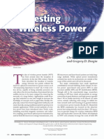 Harvesting Wireless Power