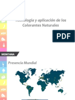 AVANCE PPT Colorantes Naturales_FINAL