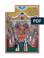 Sinodul de La Calcedon - Icoana